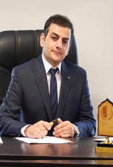 محمود قائدی کارشناس ارشد حقوق